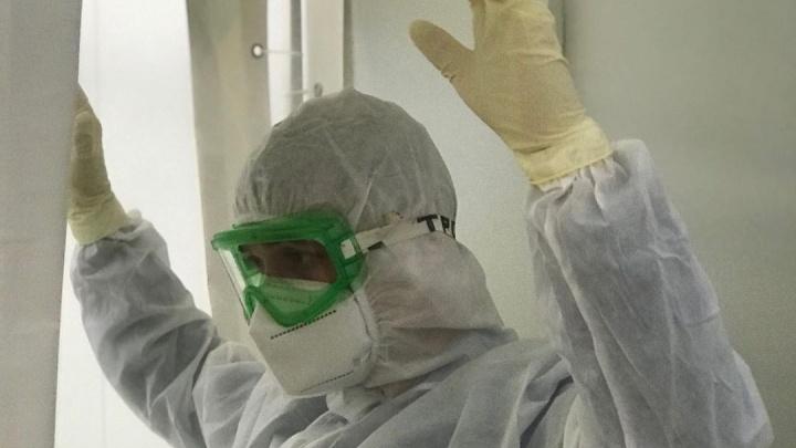 Уфимский врач «красной» зоны начал бесплатный прием граждан по вопросам COVID-19