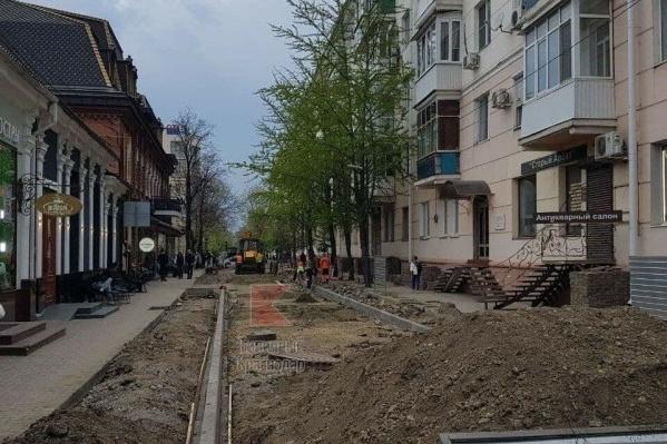 Предполагалось, что сначала идею с односторонней улицей Чапаева протестируют