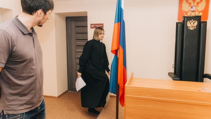 В Самаре мужчина напал на судью