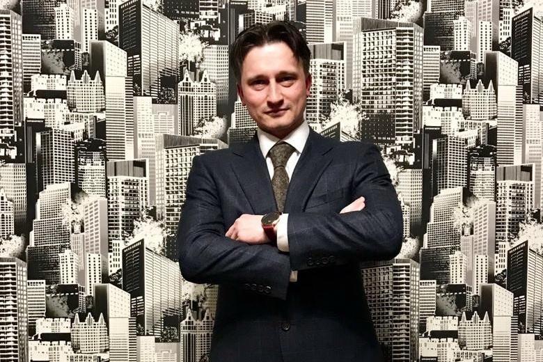Директор городского центра медицинской профилактики Дмитрий Ченцов