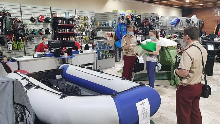 Магазин на правом берегу закрыли из-за нарушений антиковидных мер