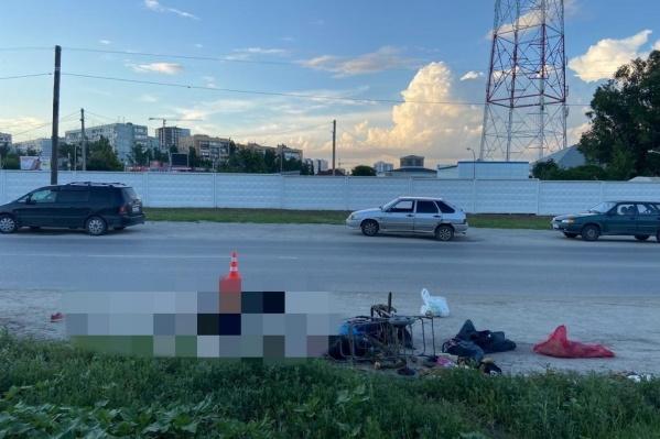 """Полицейские искали автомобилиста, совершившего смертельный наезд, <nobr class=""""_"""">с 11 июня</nobr>"""