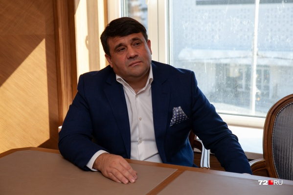 Владимир Пискайкин является бессменным лидером фракции «Справедливая Россия»