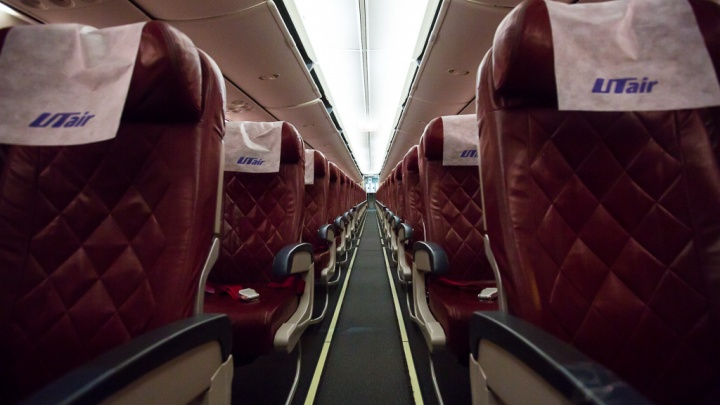 «Отказал датчик»: в Тюмени экстренно вернули самолет, вылетевший в Санкт-Петербург
