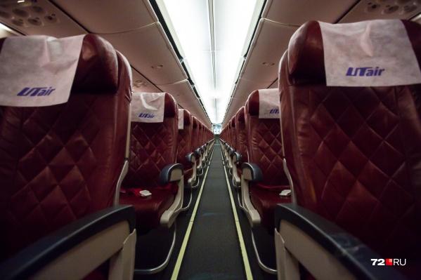 На борту было 99 пассажиров и 6 членов экипажа