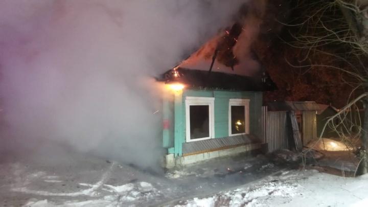 В МЧС объяснили, почему не спасли людей при пожаре на Красноуфимской