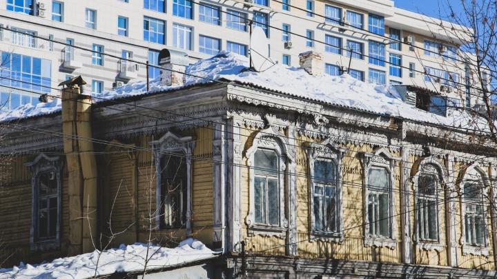 Главный архитектор Уфы пообещал, что на Октябрьской Революции не снесут ни единого дома