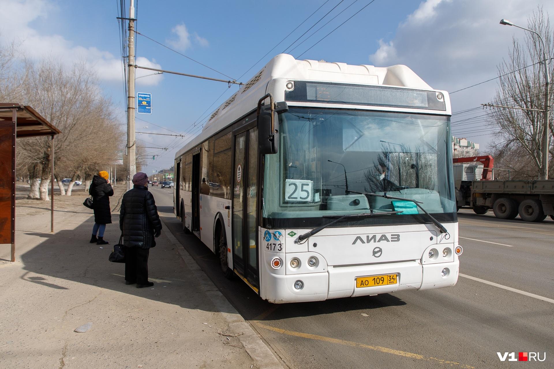 Автобус 25-го маршрута не довез Арсения до музыкальной школы