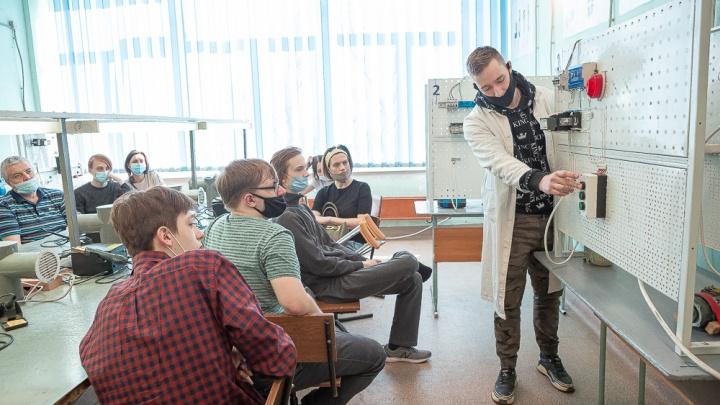 Университет Решетнёва приглашает абитуриентов и их родителей на день открытых дверей