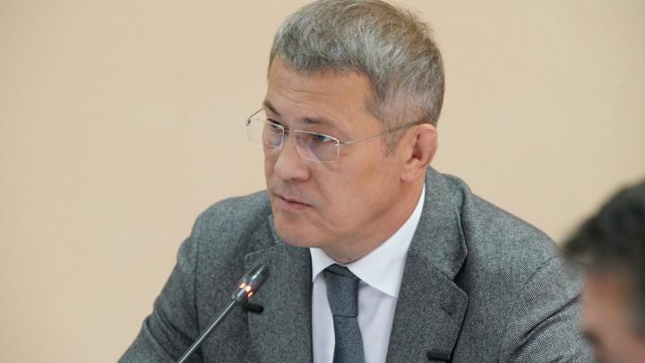 Глава Башкирии поручил усилить меры безопасности в школах, колледжах и вузах