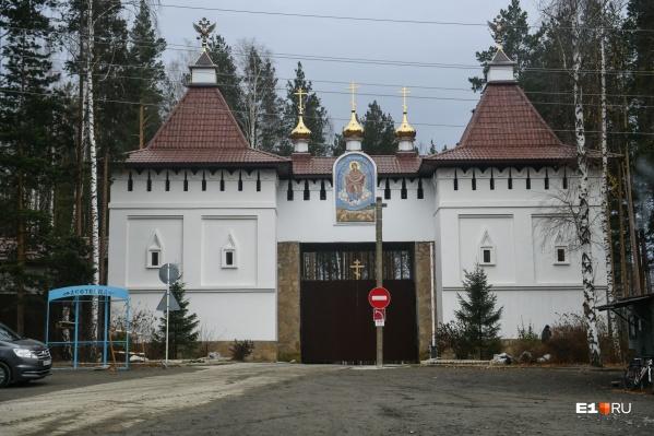 Сергия Романова увезли из Среднеуральского монастыря в Москву