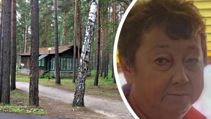 Из реабилитационного центра под Тюменью сбежала женщина