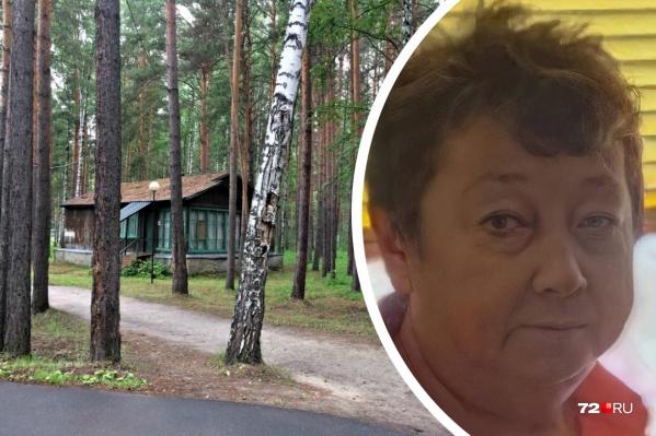 Нафиса Юлиановна проходила лечение от вредных привычек в тюменском реабилитационном центре