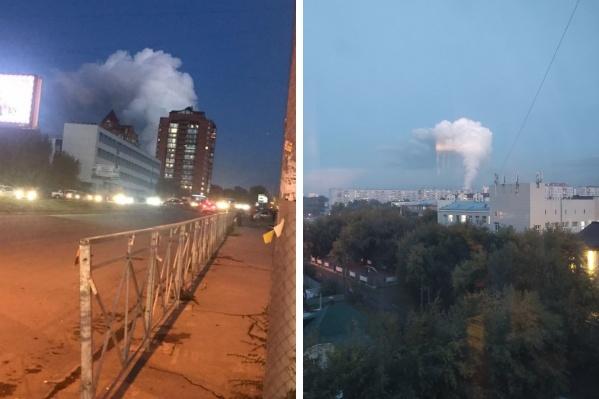 Первое фото сделано со стороны улицы Кошурникова, второе — со стороны улицы Писарева