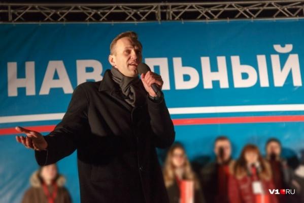 Алексея Навального задержали в московском аэропорту Шереметьево