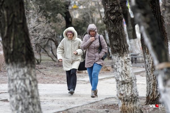 Горожан предупреждают о шквалистых порывах ветра