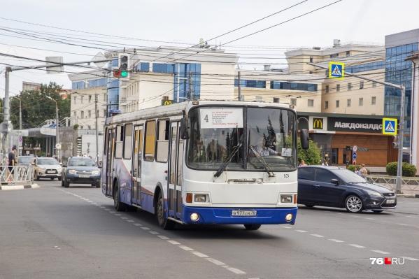 В День города продлят работу общественного транспорта и пустят дополнительные автобусы и троллейбусы