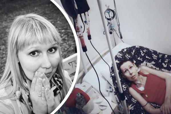 Из-за неверного диагноза Дарья долгое время не получала нужного лечения