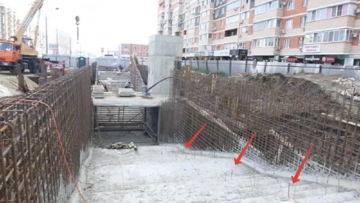 «Это издевательство над людьми». Краснодарские урбанисты — о новом подземном переходе на углу Московской и Метальникова