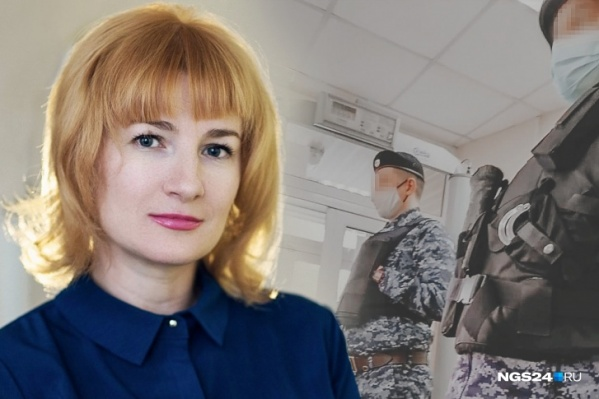 Ольге грозит штраф до тысячи рублей