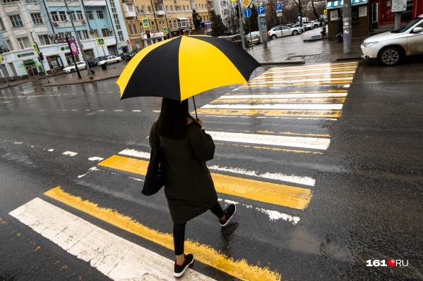 Есть повод снова выгулять красивые зонтики