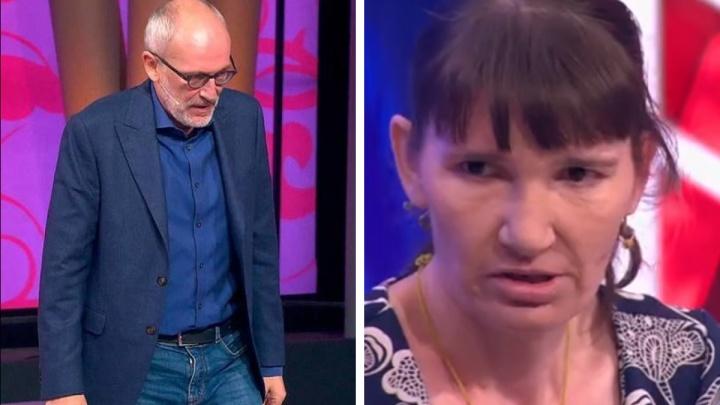 Мать подозревают в спаивании четверых детей. Краевые следком и прокуратура проверяют ее после шоу на Первом канале