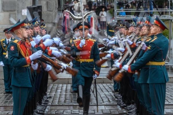 Праздничная программа начнется в 9 утра по московскому времени