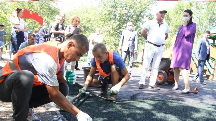 В Омске объявили поиск подрядчиков для ремонта дошкольных учреждений