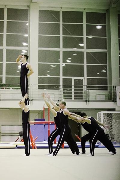 Сборная Санкт-Петербурга по мужской художественной гимнастике
