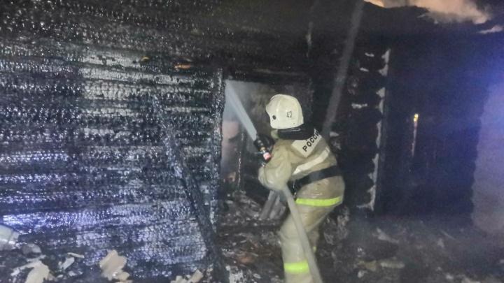Следователи установили причину пожара в Ишимбае, где погибла семья с двумя детьми
