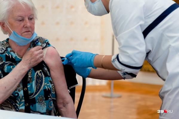 Северяне ответили, что побудило их сделать прививку