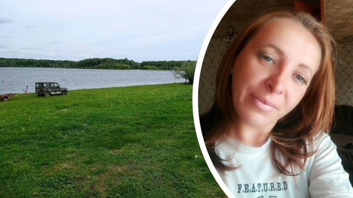 В реке нашли тело 35-летней тюменки, которая числилась пропавшей без вести с прошлого сентября