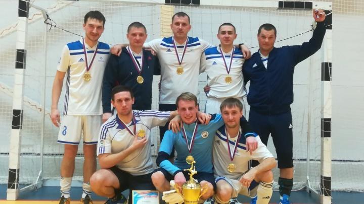 В Котельниково состоялся долгожданный футбольный турнир