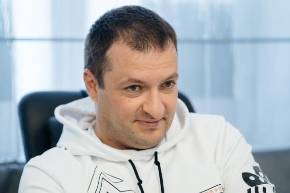 Дмитрий Воронков, генеральный директор научно-производственного объединения «Сады России»