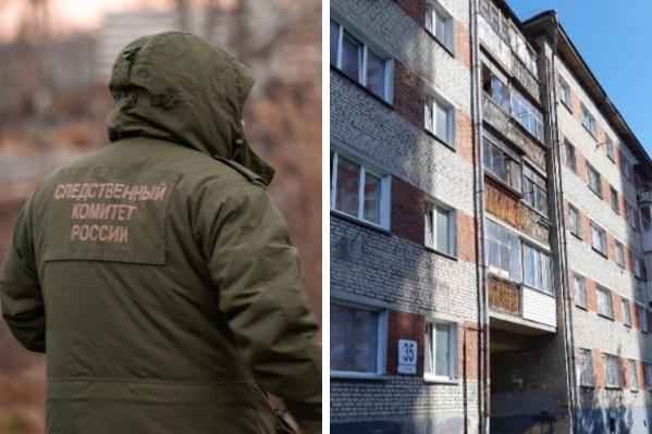 13 лет назад в подвале дома по улице Танковая было обнаружено тело 52-летнего мужчины