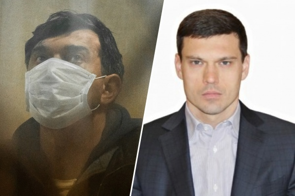 Эдуарда и Вадима Бабаевых арестовали в середине апреля — после громкого задержания главы Аксайского района Виталия Борзенко