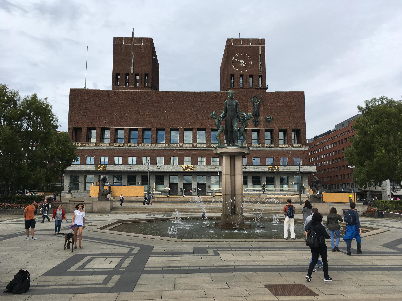 В центре Осло произошел крупнейший теракт в истории Норвегии