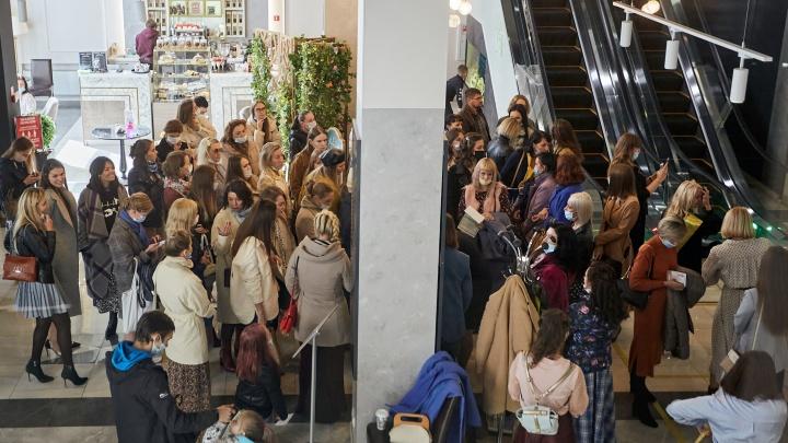 Больше сотни женщин пришли на кастинг, чтобы попасть на конкурс «Главная мама Екатеринбурга»