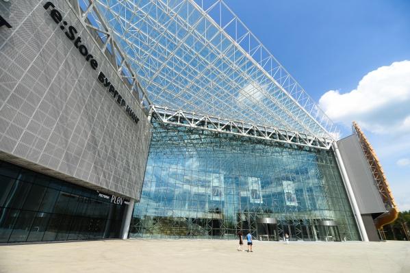 VEER mall — один из самых обсуждаемых объектов не только Уралмаша, но и всего города