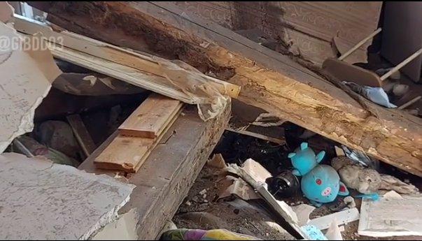 Кадр из видео УГИБДД Бурятии