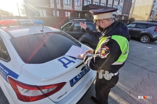Водитель утверждает, что не видел красный свет и подростка из-за яркого солнца