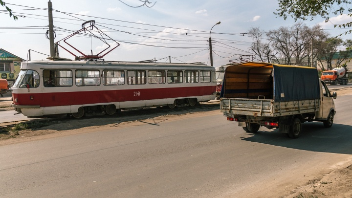 На проспекте Кирова закроют движение трамваев и троллейбусов