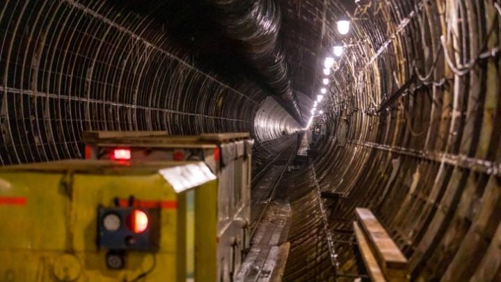 На метро в Красноярске выделили 73 миллиона рублей. Нет, не на строительство