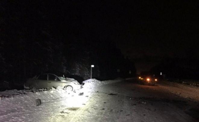 На дорогах Ярославской области произошло сразу несколько ДТП с пострадавшими