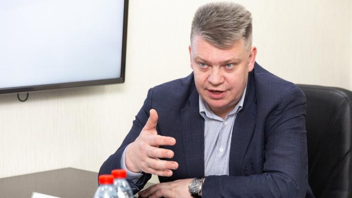 Министром по делам молодежи и спорта в Архангельской области назначен Андрей Багрецов