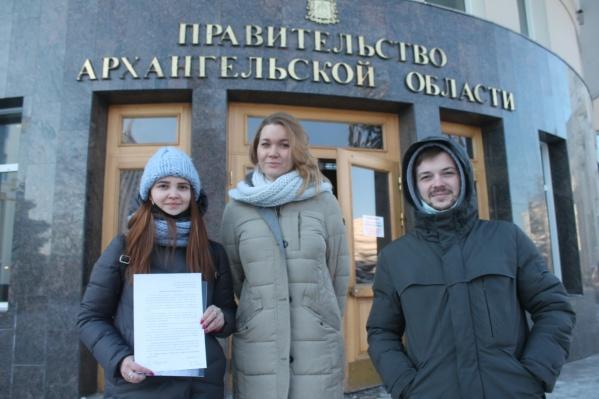 """В защиту сквера на Поморской подписались <nobr class=""""_"""">1226 человек</nobr>"""