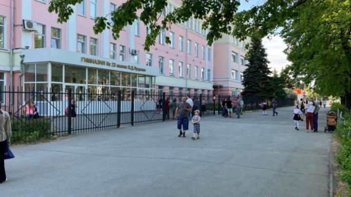 Челябинскую гимназию после инцидента с пистолетом у шестиклассницы проверит комиссия