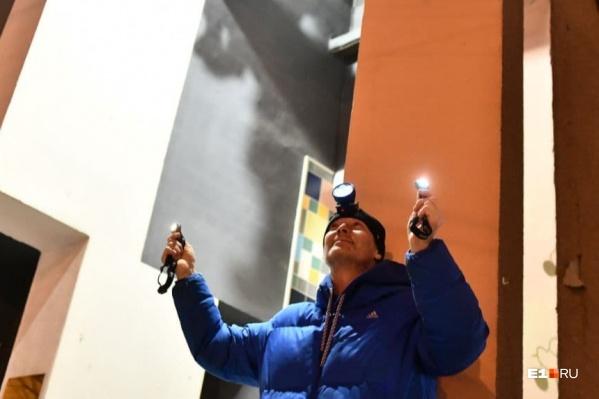 Ройзман уверен, что акция с фонариками — это абсолютно позитивная история