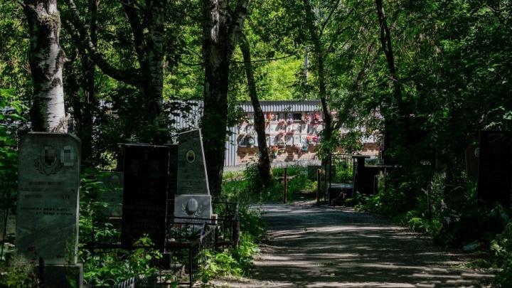 В Перми организуют временные автобусные остановки у кладбищ к Пасхе и Радонице