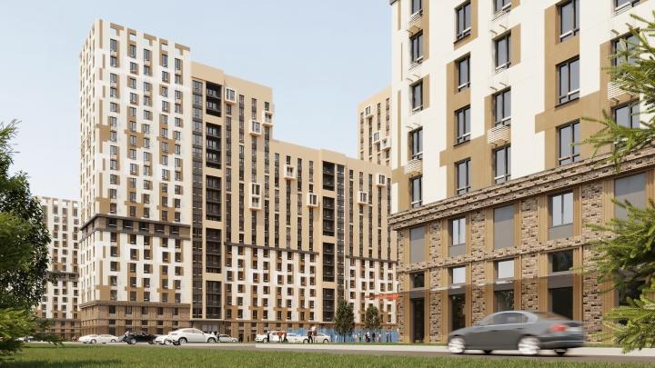 Тюменские архитекторы разработали проект для города под Санкт-Петербургом